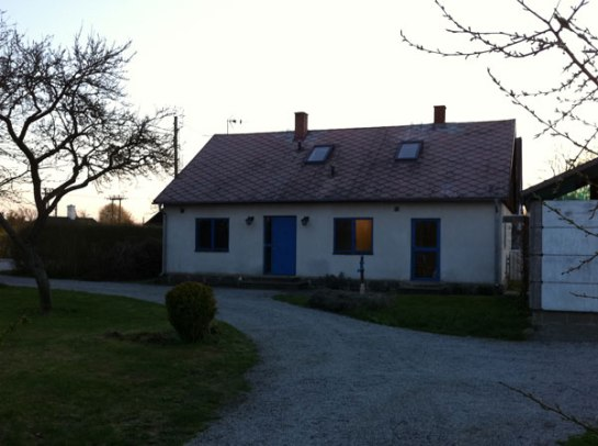 Huset i Skåne
