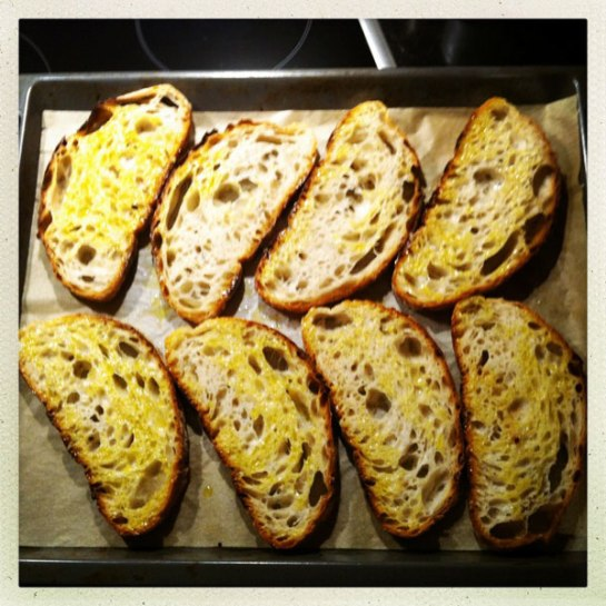 Gammalt bröd...