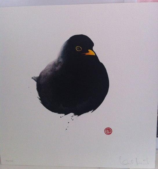 Och en fågel till Maken
