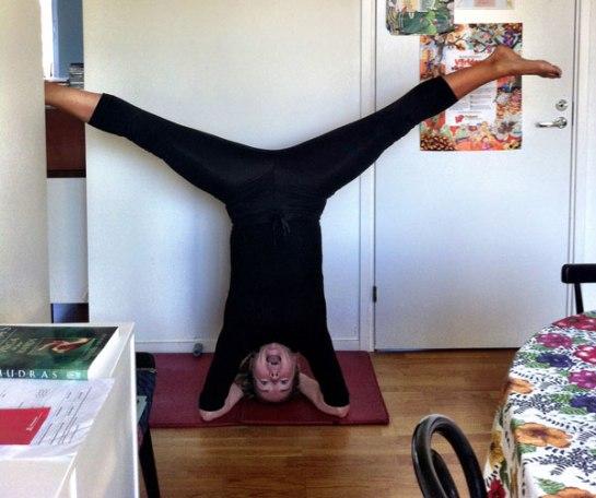 Y som i Yoga.