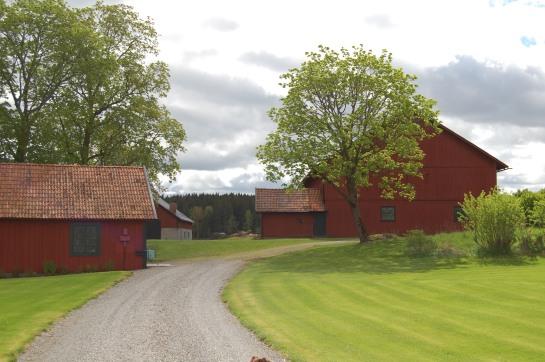 Sjöviks gård i hjärtat av Sörmland